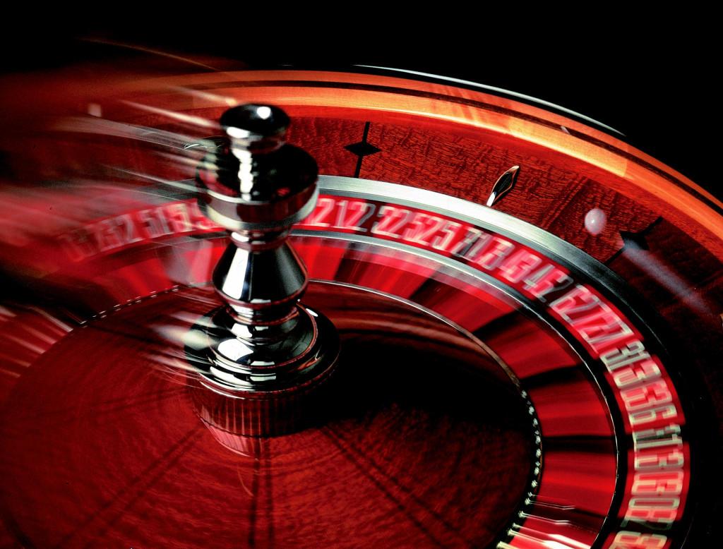 rouletter wheel